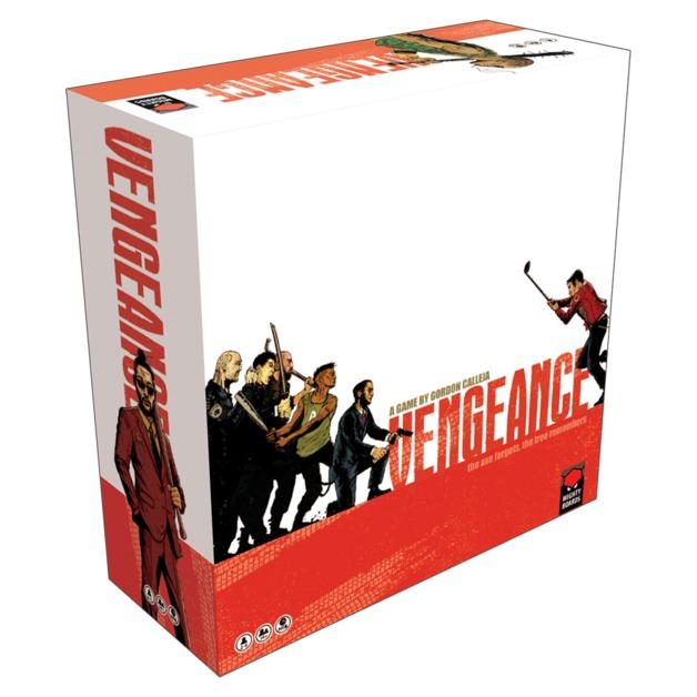 Vengeance - Board Game