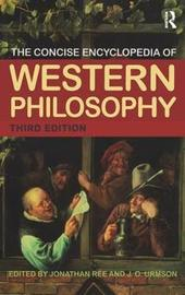 The Concise Encyclopedia of Western Philosophy image