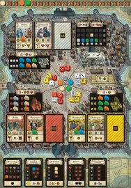 Troyes - Board Game image