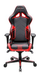DXRacer Racing Series RV131 Gaming Chair (Black & Red) for