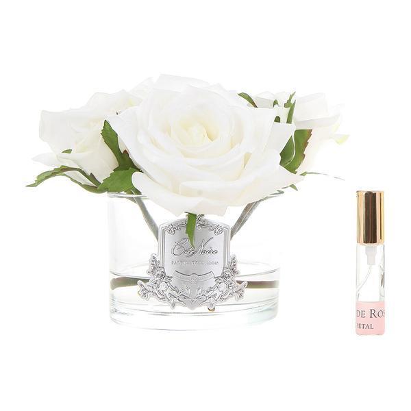 Côte Noire: Five Roses Fragrance Diffuser - Ivory