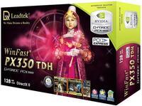 Leadtek Graphics Card WinFast PX350 TDH 128M PX5900 PCIE image