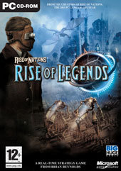 Rise of Nations 2: Rise of Legends for PC Games