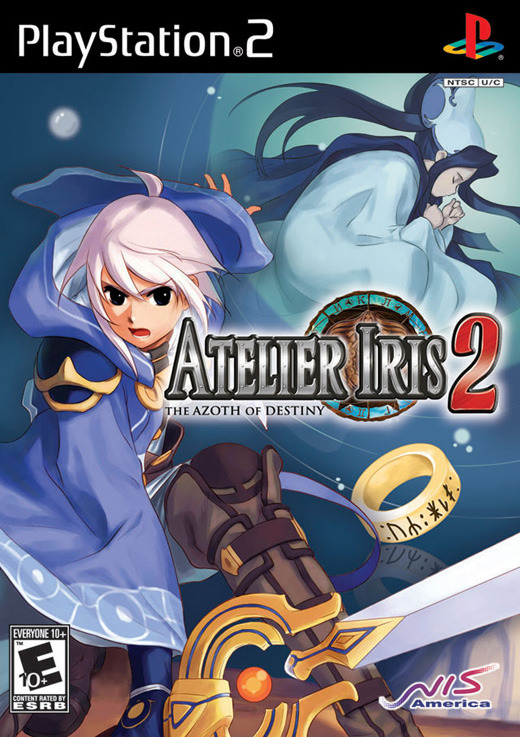 Atelier Iris 2: The Azoth of Destiny for PlayStation 2