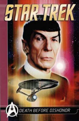 Star Trek Comics Classics by Mike W Barr