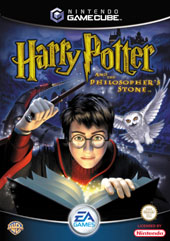 Harry Potter and the Philosopher's Stone for GameCube