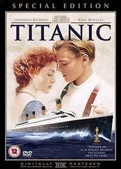 Titanic Special Edition (2 Disc) on DVD