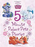 Palace Pets 5-Minute Palace Pets Stories by Disney Book Group