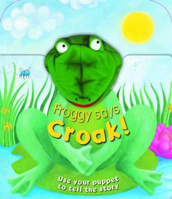 Mini Puppet Books: Frog