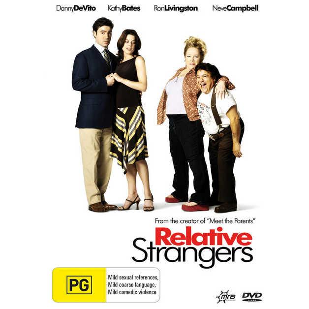 Relative Strangers on DVD