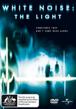 White Noise - The Light on DVD