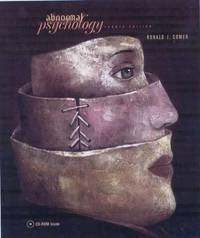 Abnormal Psychology by R. Comer image