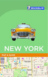Michelin New York City Map & Guide by Michelin Travel & Lifestyle