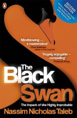 The Black Swan : The Impact of the Highly Improbable by Nassim Nicholas Taleb image