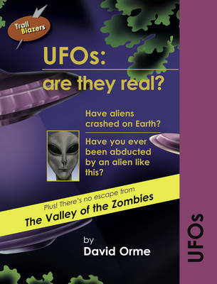 UFOs by David Orme