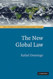 ASIL Studies in International Legal Theory by Rafael Domingo image