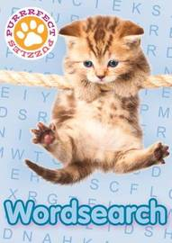 Purrfect Puzzles Wordsearch by Arcturus Publishing
