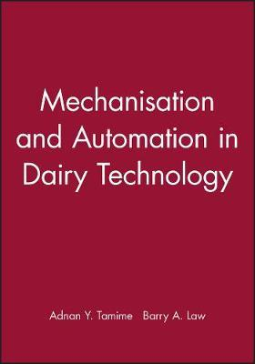 Mechanisation and Automation in Dairy Technology