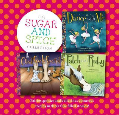 The Sugar and Spice Collection by Anouska Jones
