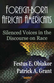 Foreign-Born African Americans by Festus E Obiakor image