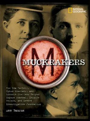 Muckrakers by Ann Bausum image
