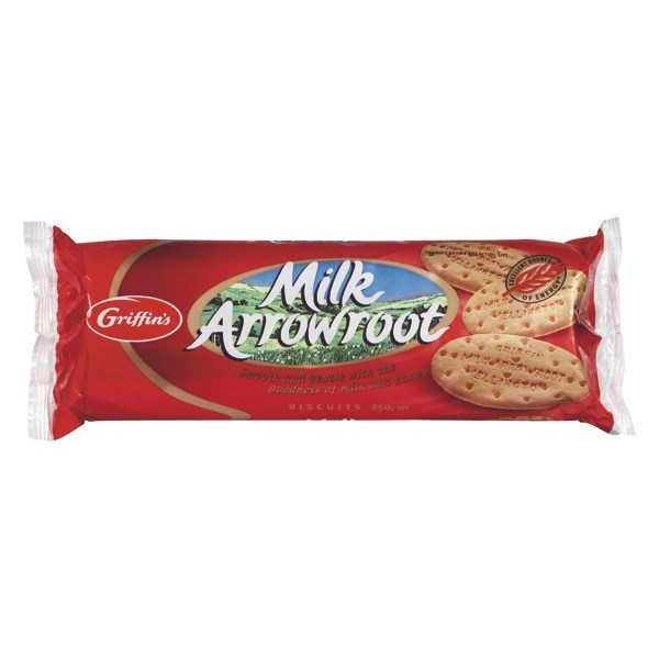 Griffin's Milk Arrowroot (250g)