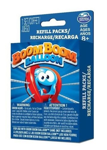 Boom Boom Balloon - Refills Pack