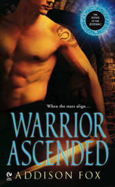 Warrior Ascended by Addison Fox image