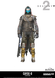 "Destiny 2: Cayde-6 - 7"" Figure"