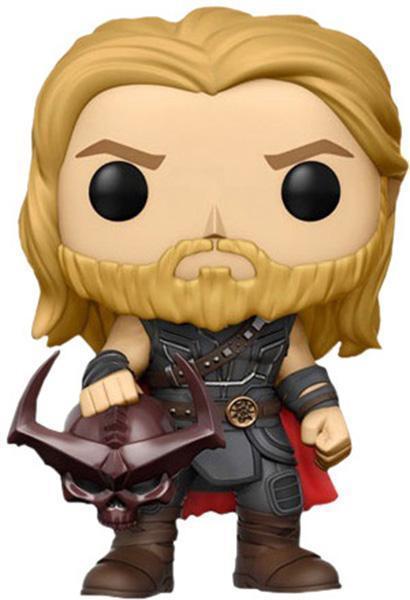 Thor: Ragnarok - Thor (Surtur Head Ver.) Pop! Vinyl Figure image
