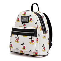 Loungefly: Disney Mickey Mouse - Print Mini Backpack
