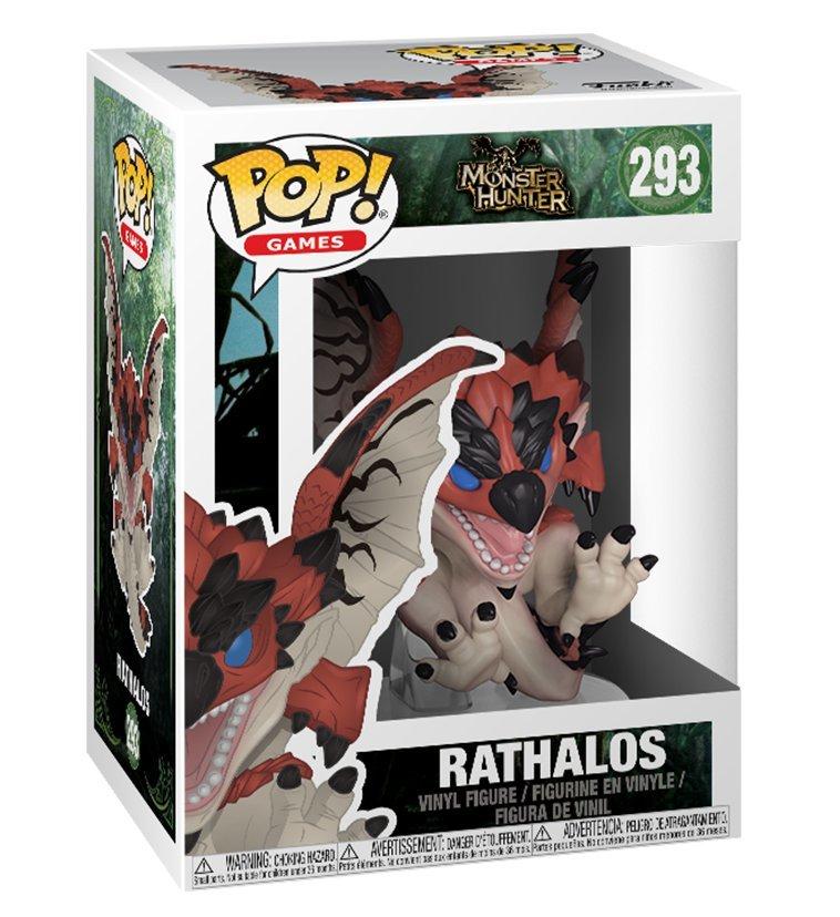 Monster Hunter: Rathalos - Pop! Vinyl Figure image