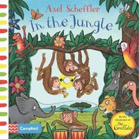 Axel Scheffler In the Jungle by Axel Scheffler