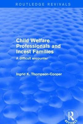 Child Welfare Professionals and Incest Families image