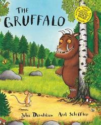 The Gruffalo Big Book by Julia Donaldson image