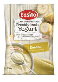 EasiYo Everyday Range Yogurt Base - Banana 230g