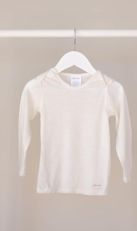 Elfwear: Merino Long Sleeve Vest - (12m)
