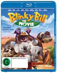 Blinky Bill - The Movie on Blu-ray