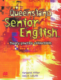Queensland Senior English by Margaret Miller image