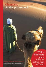 Chambers Arabic Phrasebook image