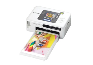 Canon CP730 Compact Photo Printer Dye Sublimation image