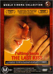 The Last Kiss on DVD