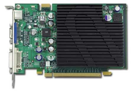 ALBATRON 7600GS 256MB AGP image