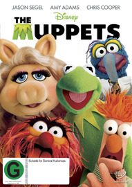 The Muppets on DVD