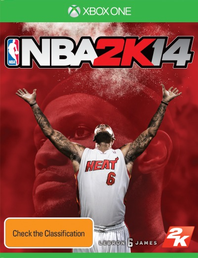 NBA 2K14 for Xbox One image
