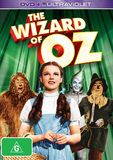 The Wizard of Oz on DVD