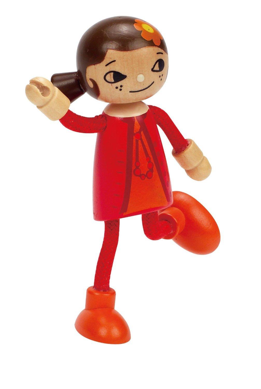 Hape: Mum Wooden Doll image