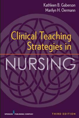 Clinical Teaching Strategies in Nursing image