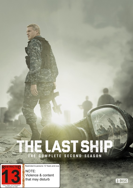 The Last Ship - The Complete Second Season on DVD
