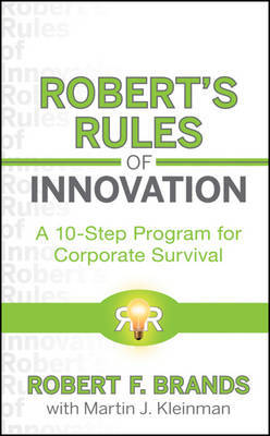 Robert's Rules of Innovation by Robert F. Brands